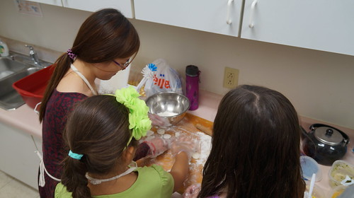 Montessori After-school Dumpling Workshop