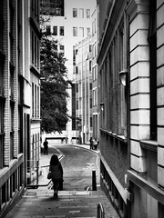 Street Life (davepickettphotographer) Tags: street city uk london buildings photography streetlife olympus walker gb bishopsgate towerhill westminister cityoflondon em1 olympuscamera