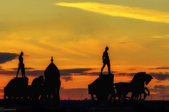 Atardecer en Madrid (german_long) Tags: madrid sunset españa atardecer spain