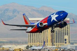 N352SW | 737-3H4 | Southwest Airlines | KLAS