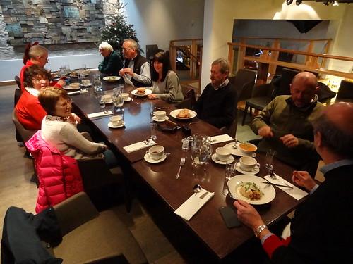 R2 Run to Glenfiddoch Distilery, Dec 2014