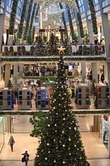 DSC_0011[1] (K.-H. Aberle) Tags: christmas shopping germany weihnachten deutschland nikon shoppingcenter karlsruhe kaufhaus christbaum d810 nikond810 nikkor70200mm128g