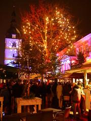 P1470920 Detmolder Advent 2014 (tottr) Tags: weihnachten december advent weihnachtsmarkt dezember rathaus weihnacht marktplatz 2014 detmold detmolderadvent uweacker