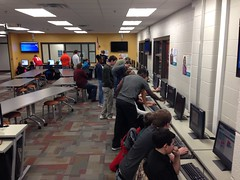 """2014 Hour of Code • <a style=""""font-size:0.8em;"""" href=""""http://www.flickr.com/photos/109120354@N07/15908800739/"""" target=""""_blank"""">View on Flickr</a>"""