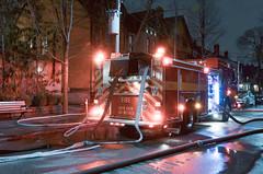 3rd Alarm 116 Avenue Rd. (Isaac.Mazer) Tags: road toronto alarm truck fire avenue 3rd services 116 114 pumper tfs 344 p344
