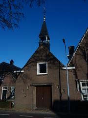 Gereformeerde kerk Rossum (Kvnivek) Tags: church netherlands sony cybershot kerk gelderland rossum