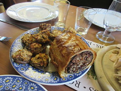 The veggie nut wellington IMG_0612 (tomylees) Tags: december boxingday friday middlesex 26th 2014