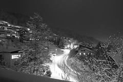 Snow (25) (pmeier82lu) Tags: snow night switzerland long exposure lucerne langzeit