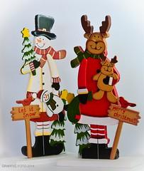 Joyeux Nol, Merry Christmas ! (Graffyc Foto) Tags: christmas bon snow natal weihnachten happy nikon foto mini it mm merry feliz natale sujet 85 let nadal bois studi buon frohe 2014 d300 bonnes nov ftes f18d frhliche laouen nedeleg bn amaynou graffyc asgwass