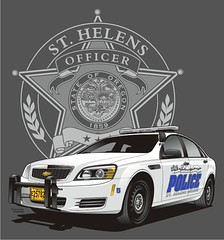 "St. Helens Police Department - St. Helens, OR • <a style=""font-size:0.8em;"" href=""http://www.flickr.com/photos/39998102@N07/15989147517/"" target=""_blank"">View on Flickr</a>"