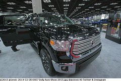 2014-12-30 0957 Indy Auto Show 2015 TOYOTA group