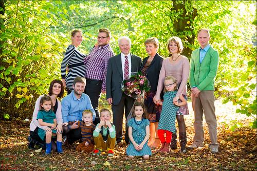 Familie Van de Vyvere