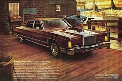 1977 Lincoln Continental (biglinc71) Tags: continental lincoln 1977
