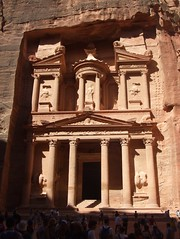 The 'Treasury', Petra (Aidan McRae Thomson) Tags: architecture ancient petra treasury jordan classical elkhazneh nabatean rockcarved