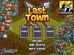 倖存者之村(Last Town)