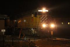 Rudolph the Red Nosed Engine (brickbuilder711) Tags: city plant car train florida trains amtrak coal baggage lakeland csx auburndale t178 ac6000cw sd40m2 p42dc p937 ofox q237 q170