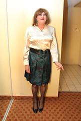 new79140-IMG_3101t (Misscherieamor) Tags: tv feminine cd motel tgirl transgender mature sissy tranny transvestite crossdress ts gurl tg travestis travesti travestie m2f xdresser tgurl satinblouse satinskirt