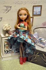 Aourell (sn0w_0wl) Tags: high ella after ever repaint ashlynn