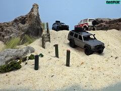 Follow the Leader on Limestone Reef (Phil's 1stPix) Tags: wheel four drive offroad 4x4 olympus hobby replica collectible diorama offroading dioramas scalemodel diecast mysticbeach johnnylightning diecastmodel diecasttruck diecastcollection matchboxdiecast diecastcollectible 164diecast diecastvehicle custommatchbox 1stpix olympuse600 diecastdiorama beachdiorama 164truck 164vehicle highwaydiorama 164scalediecast dioramascene 164diorama 164car johnnylightningdiecast baynardcounty diecastoffroad diorama4x4 164scalecity johnnylightningjeepcherokee jeepcherokeereplica jeepcherokeediecast treasurecovepreserve beachhighwaydiorama phils1stpix 1stpixphoto beachdioramalayout limestonereefrd matchboxfordbroncoii