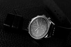 "Seiko ""jumbo"" vintage automatic chronograph 6138-3002 (paflechien33) Tags: vintage nikon automatic seiko f28 vr chronograph afs jumbo 105mm sb800 micronikkor ifed d7000 61383002"
