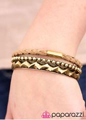5th Avenue Brass Bracelet K1 P9490A-5