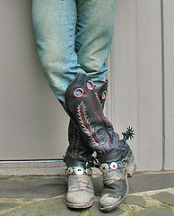 cowboy boots 55 (ORcowboy52) Tags: spurs cowboy boots wranglers