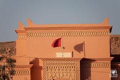 Valle del Dads (andrea.prave) Tags: flag valle flags unesco morocco maroc bandera marocco ouarzazate flagge ksar drapeau bandiere kasbah bandiera aitbenhaddou  atbenhaddou dads almamlaka  valledeldads   visitmorocco almaghribiyya asifounila  tourdelmarocco