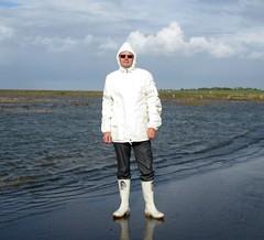 Jeantex Regenjacke (Nordsee2011) Tags: raincoat rubberboots rainwear gummistiefel rainboots regenjacke jeantex regenkleidung nylonjacke regenbekleidung nylonregenjacke
