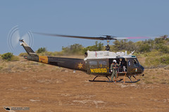 OCSD Duke 6 (PhantomPhan1974 Photography) Tags: bellhelicopters uh1h ranchomissionviejo orangecountysheriffsdepartment duke6 n186sd