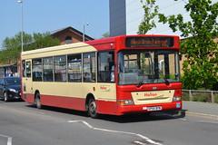 Halton Transport Dennis Dart SLF 19 KP54BYN - Widnes (dwb transport photos) Tags: bus pointer dennis dart widnes plaxton haltontransport kp54byn