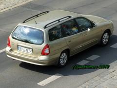 1999 Daewoo Nubira (junktimers) Tags: 1999 daewoo nubira