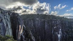 The Buffalo (~MountainHigh~) Tags: sky mountain nature fun outside climb fly australia run rockface adventure johannes malchow mountbuffalo mountainhigh paraglide trailrunning mtbuffalo