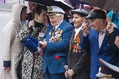Ветераны в Сыктывкаре