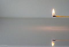 Double Light! (BGDL) Tags: reflection matchstick weeklytheme niftyfifty nikond7000 fireorflame bgdl afsnikkor50mm118g flickrlounge lightroomcc 52in2016challenge 28fire