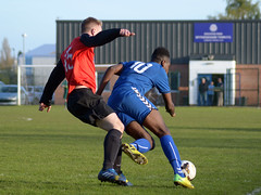 Wythenshawe Town 6-0 Grappenhall Sports (KickOffMedia) Tags: park england game net sports senior loss field sport club ball manchester town stand football goal referee shoot play shot post cheshire kick terrace stadium soccer north atmosphere ground player staff points friendly fields match pitch kickoff fans draw manager northern fc score premier spectator tackle league throw penalty midfielder fa supporters grassroots striker defender skill goalkeeper keeper wythenshawe stadia nonleague linesman manchesterfootball grappenhall ericstan