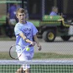 CHS Var Mens Tennis vs DHS (Upper State Quarter Finals) 5-9-2016