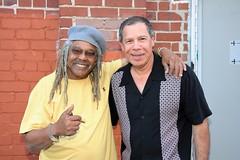 Juan de Marcos & Tomas Agarn (Afro-Cuban All Stars) Tags: afrocubanallstars afrocubanjazz afrocuban afrocubanallstarsxcubanmusicxlatinjazzxjuandemarcosxgliceriagonzalezxlauralydiagonzalezxsonxsalsax