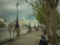 Embankment (prueheron) Tags: painterly impressionist icm artphotography intentionalcameramovement incameramultipleexposure