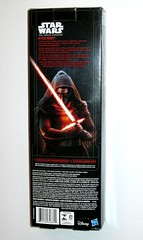 kylo ren star wars the force awakens titan heroes 12 inch action figure hasbro 2015 misb b (tjparkside) Tags: red star inch order force cross mask ben 1st action helmet large first 7 seven solo hero figure cape ren hood sw cloak lightsaber heroes wars 12 titan figures sith basic episode ep lightsabers vii twelve hasbro disnet tfa 2015 awakens misb kylo theforceawakens