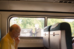 keystone service 1 (zac evans photography) Tags: city nyc travel urban newyork station brooklyn train island metro queens amtrak passenger manhatten staten yaszacevansphoto