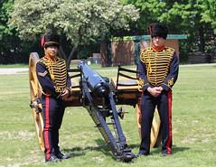 RML 9 pounder 8 cwt Gun (jmaxtours) Tags: artillery broadarrow gunner muzzleloader ordnance rml fieldgun rifled rcha royalcanadianhorseartillery rifledmuzzleloader artilleryday williampalliser fortyorkartilleryday rml9pounder8cwtgun 18711895