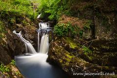 Pecca Falls (wellsie82) Tags: longexposure water canon outdoors eos waterfall movement yorkshire motionblur cascade northyorkshire 6d jasonwells ingleton flowingwater ingletonwaterfallstrail peccafalls wellsie82 wwwjasonwellscouk jasonwellscouk