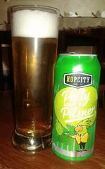 mmmm....beer (jmaxtours) Tags: ontario beer brampton pilsner mmmmbeer bramptonontario hopcity hopcitybrewingco pollywantsapilsner