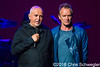 Sting and Peter Gabriel @ Rock Paper Scissors Tour, The Palace Of Auburn Hills, Auburn Hills, MI - 06-30-16