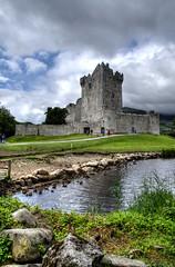 Ross Castle - Killarney, Ireland (Valerio Fuoglio) Tags: hdr thebestofhdr