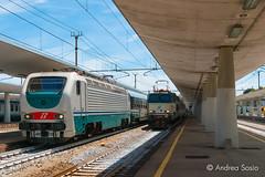E.402B.123 TI (Andrea Sosio) Tags: train italia liguria 123 espresso stazione treno exp trenitalia 552 archimede ansaldo ferroviedellostato savona e656 rfi e402b 14065 14067 nikond60 e402 14066 reteferroviariaitaliana andreasosio