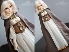 . Outward Bound . (kalcia) Tags: medieval fantasy bjd superdollfie fairyland abjd mnf lishe balljointeddolls minifee
