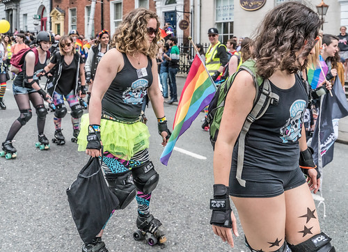 PRIDE PARADE AND FESTIVAL [DUBLIN 2016]-118185