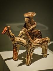 Chariot Model Mycenae 13th century BCE (mharrsch) Tags: horse chicago greek illinois model ancient exhibit clay chariot mycenae thefieldmuseum thegreeks 13thcenturybce mharrsch thegreeksagamemnontoalexanderthegreat