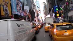 IMG_3447 (L.I.L) Tags: street city newyorkcity newyork buildings advertising lights marketing streetlights crowd rushhour newyorkstreet